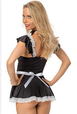 Babylon Naughty Dress Maid Costume Lg