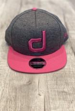 New Era Flat Bill Snapback Hat