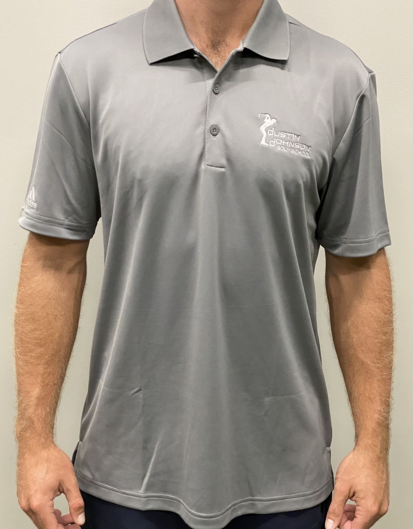 Men's Adidas Polos (Backswing Logo)