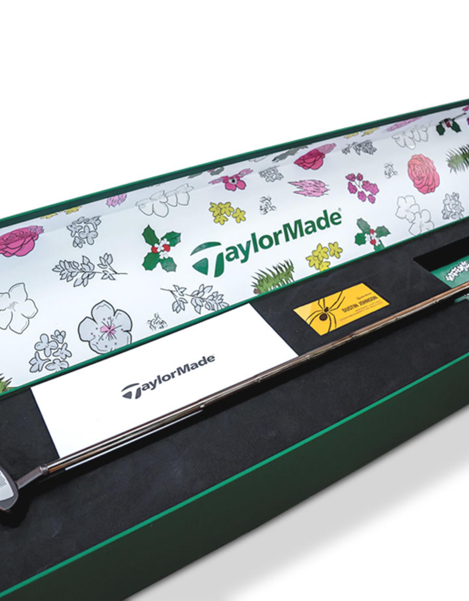 Taylormade DJ Commemorative Spider Putter