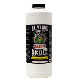 Flying Skull Nuke Em Quart
