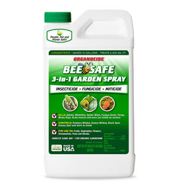 Organic Labs Bee Safe Organocide 3-In-1 Conc. Quart