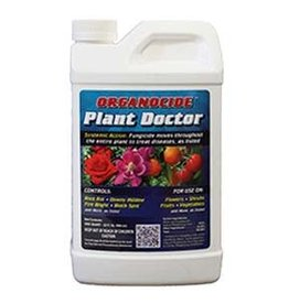Organic Labs Organocide Plant Doctor Systemic Fungicide Conc. Quart