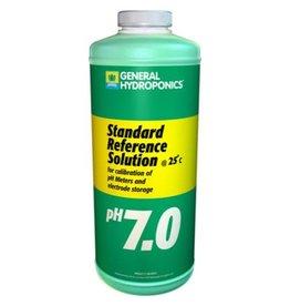 General Hydroponics GH pH 7.01 Calibration Solution Quart