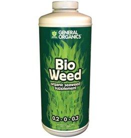 General Hydroponics GH General Organics BioWeed Quart