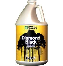 General Hydroponics GH General Organics Diamond Black Gallon