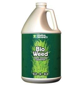 General Hydroponics GH General Organics BioWeed Gallon