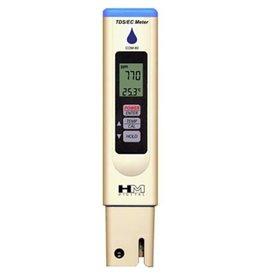 HM Digital HM Digital Water Resistant Ec/TDS Meter w/ Temperature in C/F Hydrotester (Model COM-80)