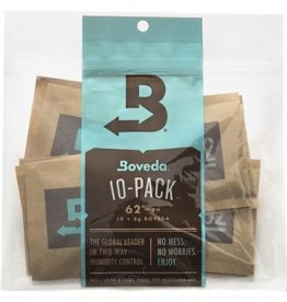 Boveda Inc Boveda 8g 2-Way Humidity 62% (10/Pack)