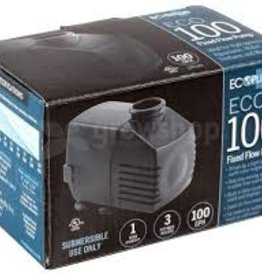 Eco Plus EcoPlus Eco 100 Fixed Flow Submersible Only Pump 100 GPH