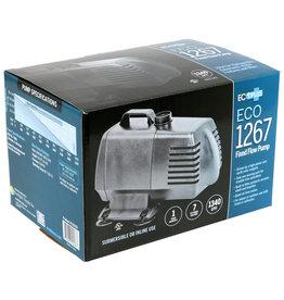Eco Plus EcoPlus Eco 1267 Fixed Flow Submersible/Inline Pump 1347 GPH
