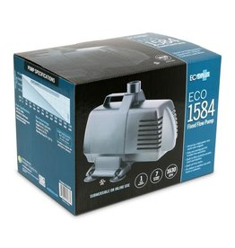 Eco Plus EcoPlus Eco 1584 Fixed Flow Submersible/Inline Pump 1638 GPH