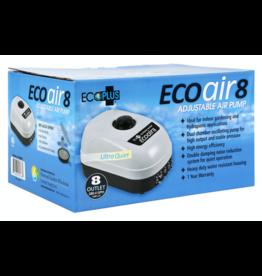 Eco Plus EcoPlus Eco Air 8 Eight Outlet - 13 Watt 380 GPH (8/Cs)
