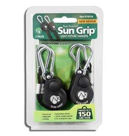 Sun Grip Sun Grip Push Button Light Hanger 1/8 in - 1/Pair