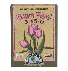 Down to Earth Down To Earth™ Bone Meal 3 - 15 - 0 5 Lb.