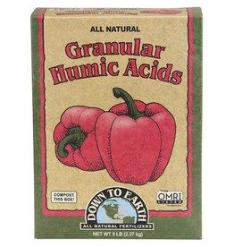 Down to Earth Down To Earth™ Granular Humic Acids       5 Lb