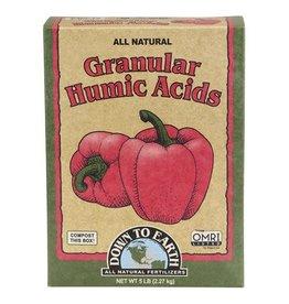 Down to Earth Down To Earth Granular Humic Acid - 5 lb