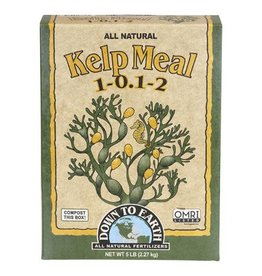 Down to Earth Down To Earth™ Kelp Meal 1 - 0.1 - 2          5 LB.