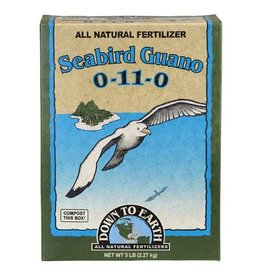 Down to Earth Down To Earth™ Seabird Guano 0 - 11 - 0        5lb