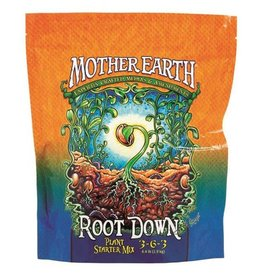 Mother Earth Mother Earth Root Down Starter Mix 3-6-3