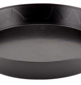 Gro Pro Gro Pro Heavy Duty Black Saucer - 14 in