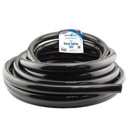 Hydro Flow Hydro Flow Vinyl Tubing Black 1 in ID - 1.25 in OD per foot