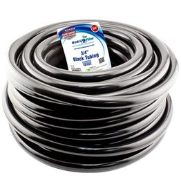 Hydro Flow Hydro Flow Vinyl Tubing Black 3/4 in ID - 1 in OD per foot