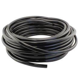 Hydro Flow Hydro Flow Vinyl Tubing Black 1/2 in ID - 5/8 in OD per foot