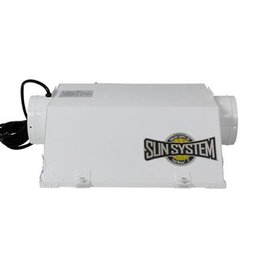 Sun System Power and Lamp Cord Yield Master 6 in Air-Cooled Reflector