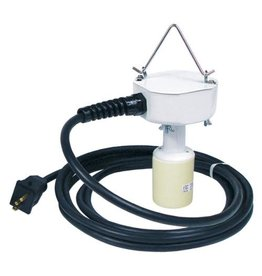 Sun System Power and Lamp Cord Socket Assembly w/ 15 ft Lamp Cord - 16 Gauge