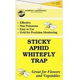 Growers Edge Grower's Edge Aphid Whitefly Sticky Trap