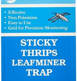 Seabright Sticky Thrip Leafminer Trap 5 Pack