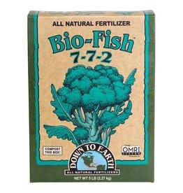 Down to Earth Down To Earth Bio-Fish - 5 lb (6/Cs)