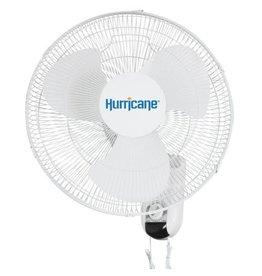 Hurricane Hurricane Classic Oscillating Wall Mount Fan 16 in