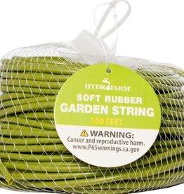 Hydrofarm Hydrofarm Soft Rubber Garden String, 100 ft