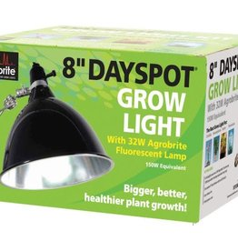 Agrobrite Agrobrite Dayspot Grow Light Kit, 32W (150W equivalent)