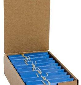 "Hydrofarm Plant Stake Labels Blue 4""x5/8"" 20 count"