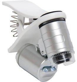 Active Eye Active Eye Universal Phone Microscope 60x w/Clamp