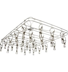 STACK!T STACK!T Hanging Drying Rack w/28 Clips