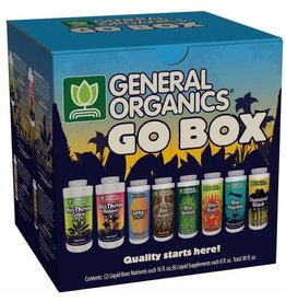 General Hydroponics General Organics® GO Box