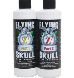 Flying Skull Flying Skull Z7 Enzyme Cleanser, 8 oz (part 1 & 2)