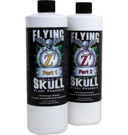 Flying Skull Flying Skull Z7 Enzyme Cleanser, 16 oz (part 1 & 2)
