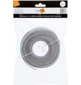 Gavita Gavita E-Series LED Adapter Interconnect Cable 80ft Kit (Includes 3 RJ45 and 3 RJ14 Terminals)