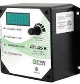Titan Controls Titan Controls Atlas 3 - Day/Night CO2 Monitor/Controller