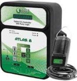 Titan Controls Titan Controls Atlas 8 - Digital CO2 Controller w/ Fuzzy Logic