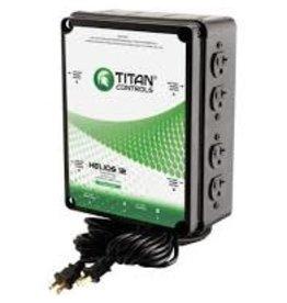 Titan Controls Titan Controls Helios 12 - 8 Light 240 Volt Controller w/ Dual Trigger Cords