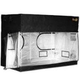 "Gorilla Grow Tent 4'x8' Gorilla Grow Tent SHORTY w/ 9"" Extension Kit"