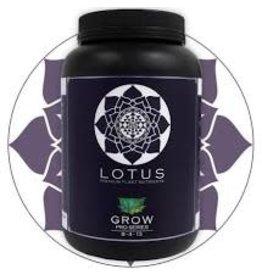 Lotus LOTUS NUTRIENTS GROW PRO SERIES 128oz