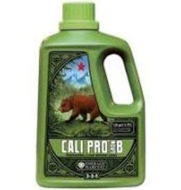 Emerald Harvest Emerald Harvest Cali Pro Grow B Gallon/3.8 Liter