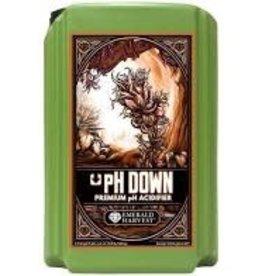 Emerald Harvest pH Down 2.5 Gallon/9.46 Liter